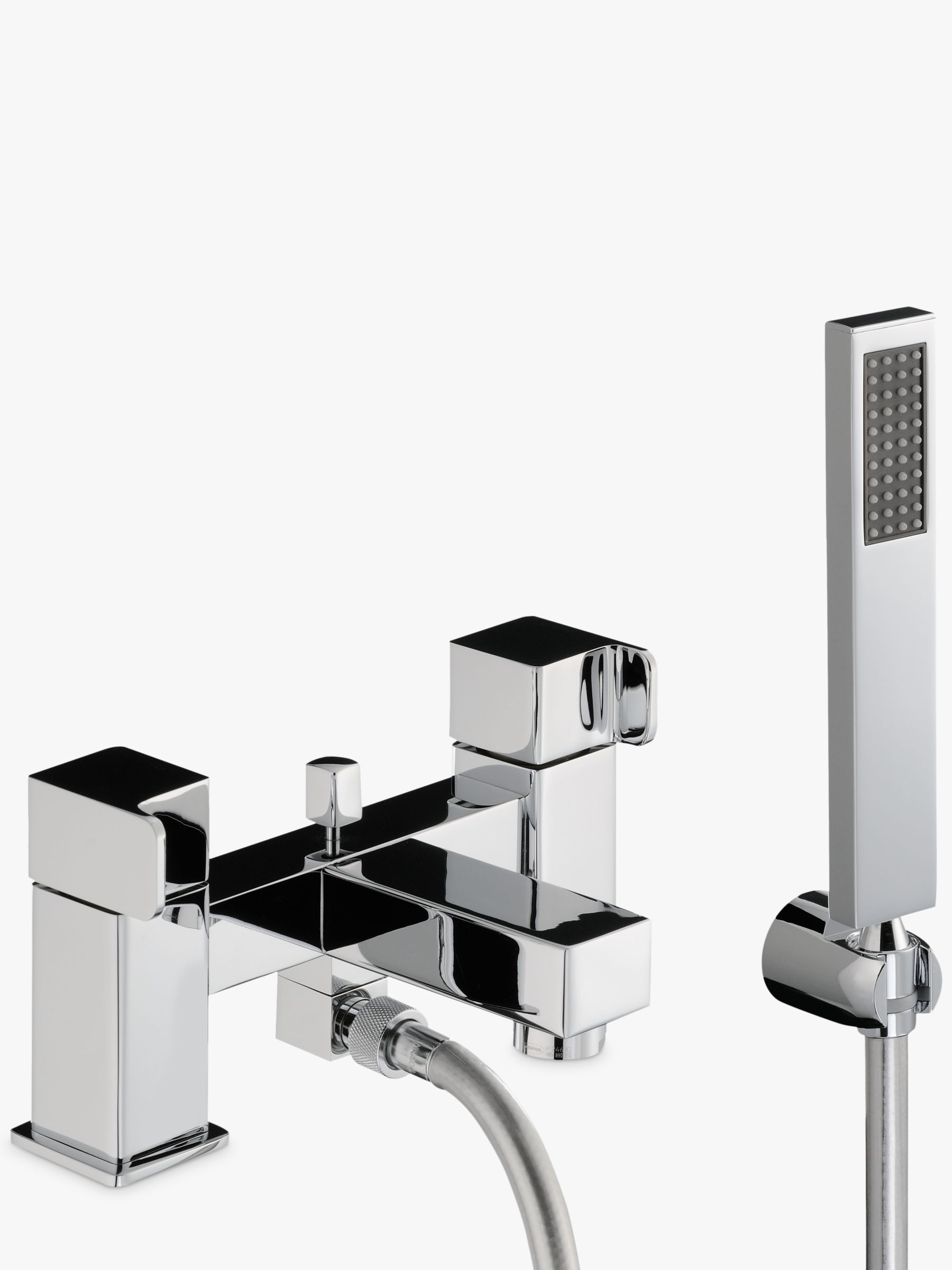 Abode Abode Rapport Deck Mounted Bath/Shower Mixer with Shower Handset