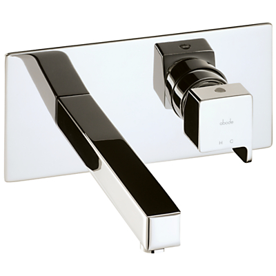 Abode Rapport Wall Mounted Basin Mixer Tap