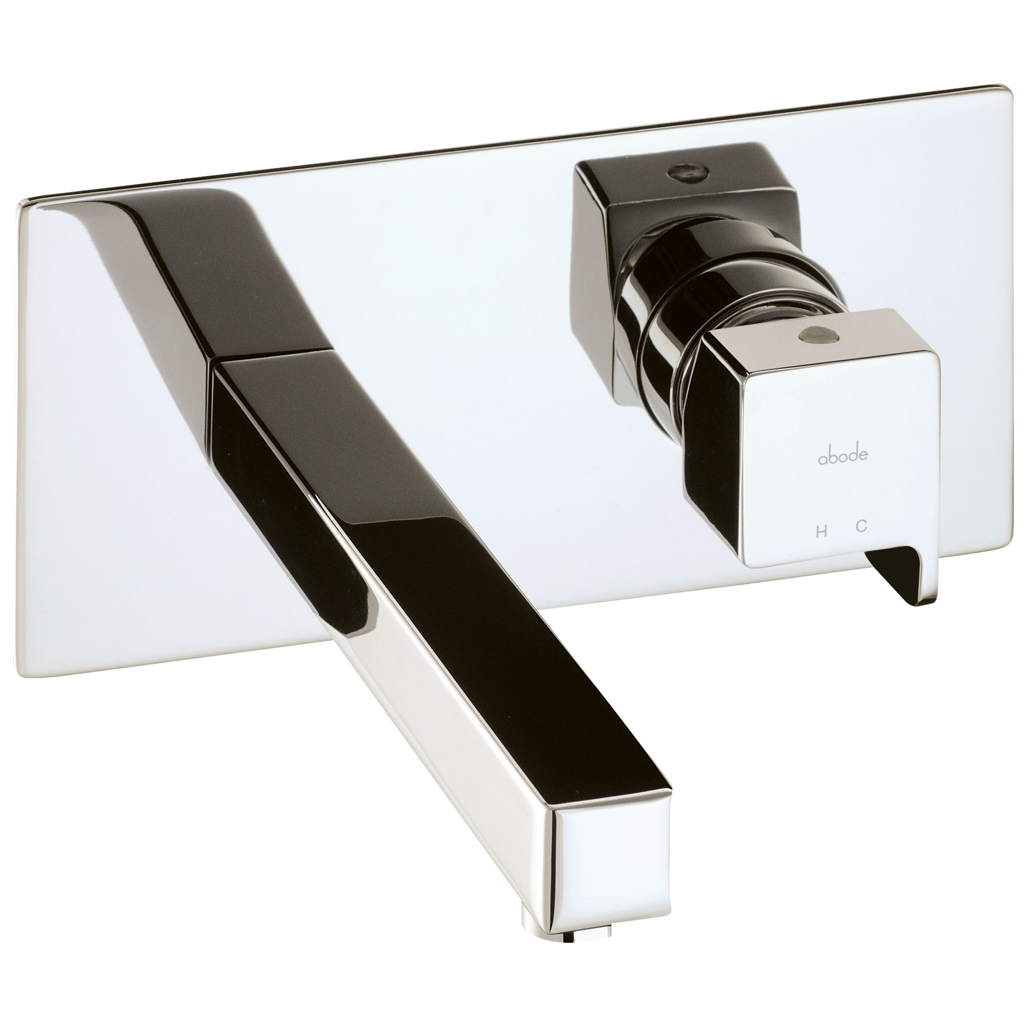 Abode Abode Rapport Wall Mounted Basin Mixer Tap