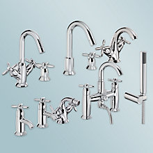 Buy Abode Opulence Bathroom Taps Ranges Online at johnlewis.com