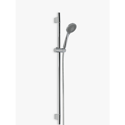Abode Euphoria Sliding Rail Shower Kit 6 - 900mm Round with Multi Function Showerhead