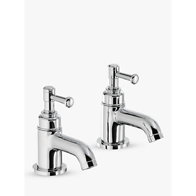 Abode Gallant Basin Pillar Taps, Set of 2