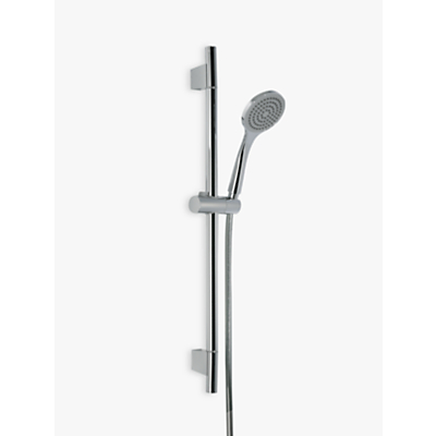 Abode Euphoria Sliding Rail Shower Kit 5 - 700mm Round with Single Function Showerhead