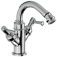 Buy Abode Gallant Bidet Monobloc Mixer Tap with Pop-up Waste Online at johnlewis.com