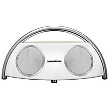 Buy Harman Kardon Go + Play Wireless Bluetooth Speaker Dock Online at johnlewis.com