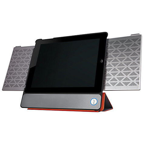 Buy In2uit Boompack Bluetooth Speaker Case for 2nd, 3rd & 4th Generation iPad Online at johnlewis.com