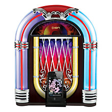 Buy ION Jukebox Bluetooth Speaker Online at johnlewis.com