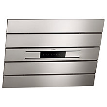 Buy AEG X69453MV0 Chimney Cooker Hood, Stainless Steel Online at johnlewis.com