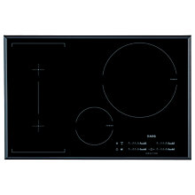 Buy AEG HK854320FB Induction Hob, Black Online at johnlewis.com