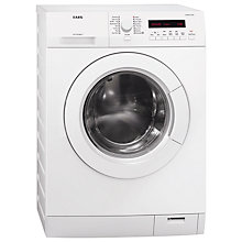 Buy AEG L75670FL Washing Machine, 7kg Load, A+++ Energy Rating, 1600rpm Spin, White Online at johnlewis.com