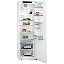 Buy AEG SKZ71800F0 Integrated Larder Fridge, A+ Energy Rating, 54cm Wide Online at johnlewis.com