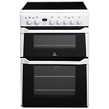 Buy Indesit ID60C2 Electric Cooker Online at johnlewis.com