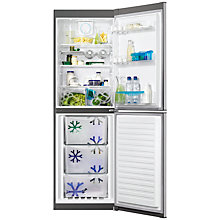 Buy Zanussi ZRB35315 Fridge Freezer, A++ Energy Rating, 60cm Wide Online at johnlewis.com