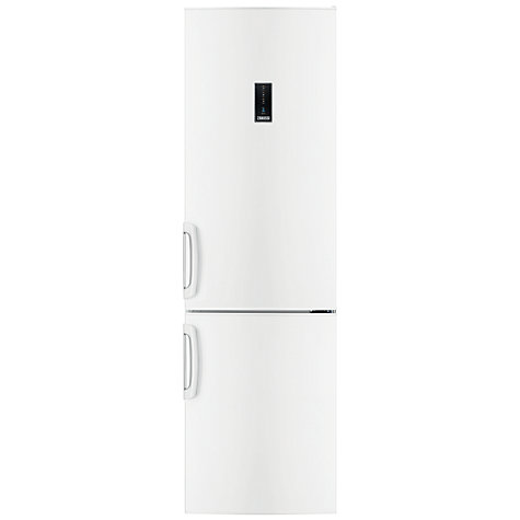 Buy Zanussi ZRB38338WA Fridge Freezer, A++ Energy Rating, 60cm Wide, White Online at johnlewis.com