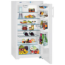 Buy Liebherr KP2620 Larder Fridge, A++ Energy Rating, 60cm Wide, White Online at johnlewis.com