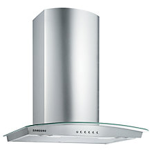 Buy Samsung HC6347BG Chimney Cooker Hood, Stainless Steel Online at johnlewis.com