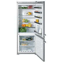Buy Miele KFN12943SD edt/cs Fridge Freezer, A+ Energy Rating, 75cm Wide, Clean Steel Online at johnlewis.com