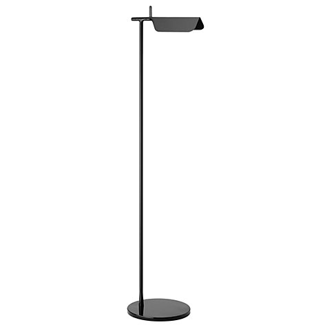 Buy Flos Tab Floor Lamps, Black Online at johnlewis.com