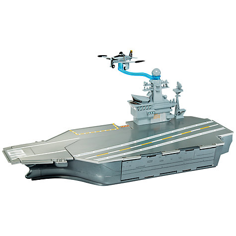 Buy Disney Planes Aircraft Carrier Set Online at johnlewis.com