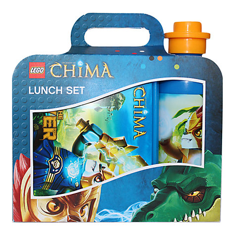 Buy LEGO Chima Lunch Set Online at johnlewis.com