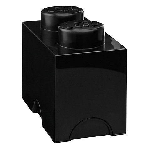 Buy LEGO 2 Stud Storage Brick Online at johnlewis.com