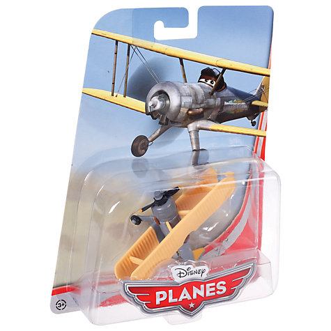 Buy Disney Planes Single Diecast Figure Online at johnlewis.com