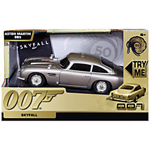 Buy James Bond 007 Skyfall Aston Martin DB5 Car Online at johnlewis.com