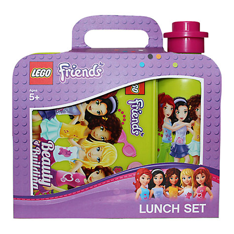 Buy LEGO Friends Lunch Set Online at johnlewis.com