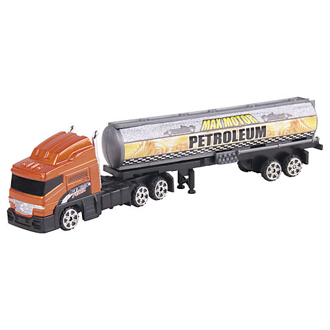 Buy John Lewis Orange Truck Online at johnlewis.com
