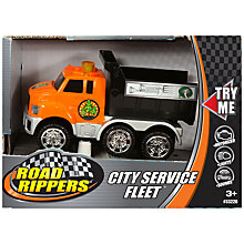Buy Road Rippers City Service Fleet Vehicle, Assorted Online at johnlewis.com