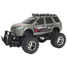 Buy New Bright Land Rover LR2 Remote Control Car Online at johnlewis.com