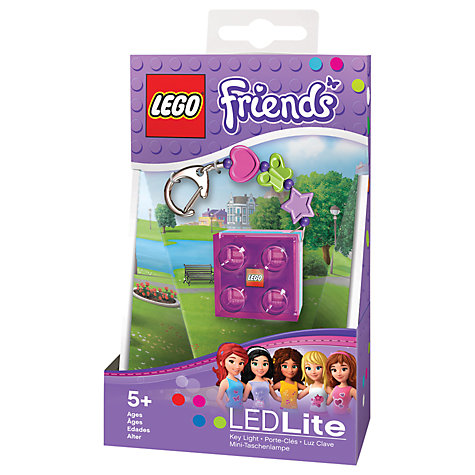 Buy LEGO Friends 2x2 LED Brick Light Online at johnlewis.com