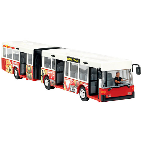 Buy John Lewis City Bus, Red Online at johnlewis.com