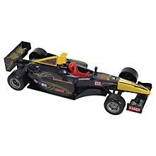 Buy John Lewis Blue Formula One Race Car Online at johnlewis.com