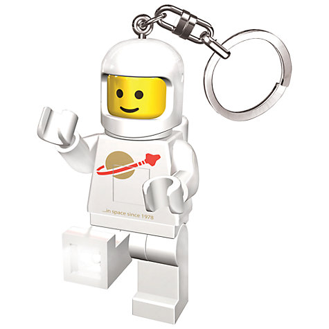Buy LEGO Spaceman Key Light, Assorted Online at johnlewis.com