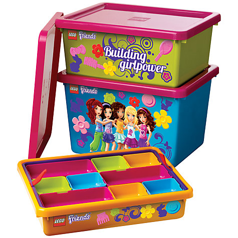 Buy LEGO Friends Sorting System Online at johnlewis.com