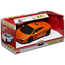 Buy Dickie Toys Dream Car Toy Vehicle, Assorted Online at johnlewis.com