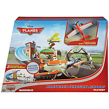 Buy Disney Planes Propwash Junction Set Online at johnlewis.com