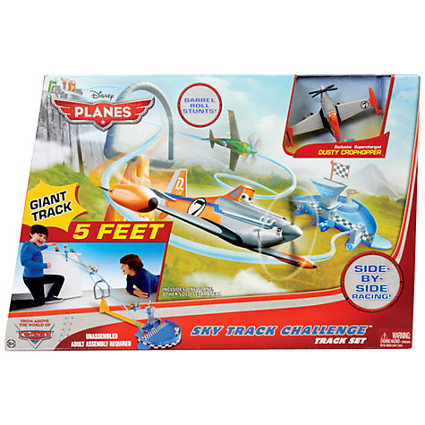 Buy Disney Planes Air Race Trackset Online at johnlewis.com