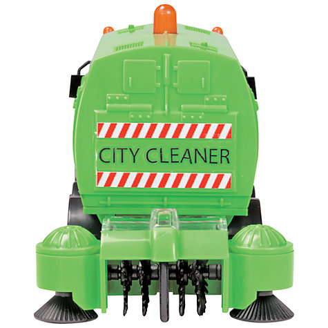 Buy John Lewis Street Cleaner City Truck Online at johnlewis.com