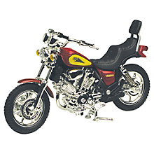 Buy John Lewis 1:18 Yamaha Motorbike Online at johnlewis.com