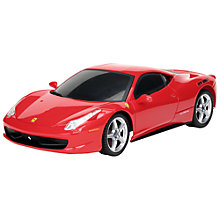 Buy New Bright Ferrari Remote Control Car Online at johnlewis.com