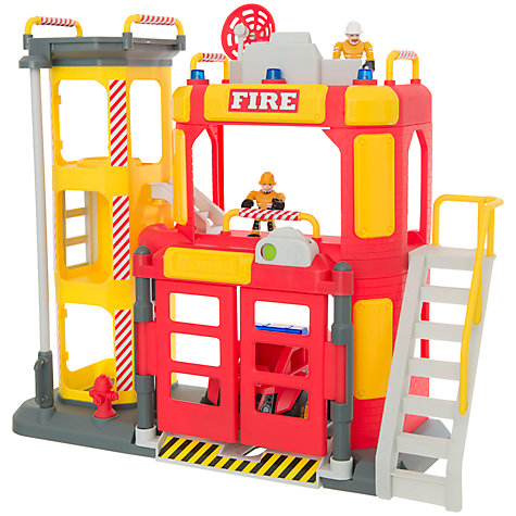 Buy Tonka Fire Station Online at johnlewis.com