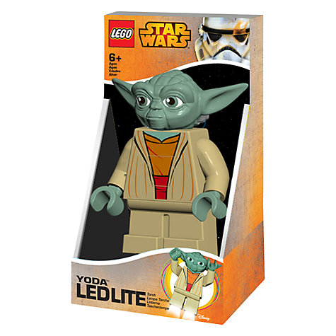 Buy LEGO Star Wars Yoda Light Set Online at johnlewis.com
