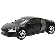 Buy New Bright Audi R8 Remote Control Car Online at johnlewis.com