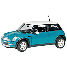 Buy John Lewis Mini Cooper, Blue Online at johnlewis.com