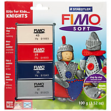 Buy FIMO Knights Modelling Set Online at johnlewis.com