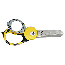 Buy Fiskars Kids Scissors, Bee Online at johnlewis.com