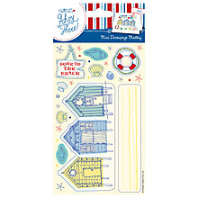 Buy Docrafts Papermania Ahoy There Mini Decoupage Set, Pack of 17 Online at johnlewis.com