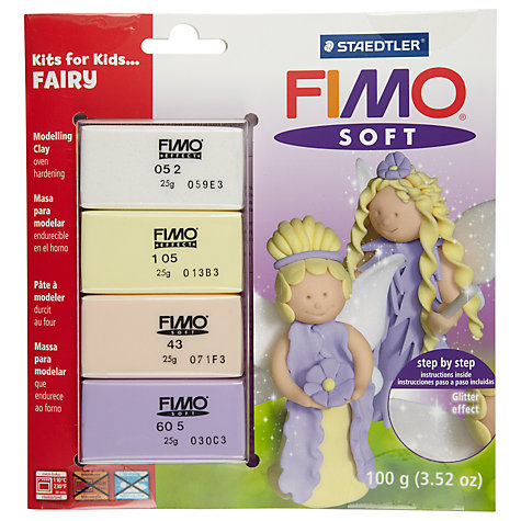 Buy Fimo Fairy Modelling Set Online at johnlewis.com